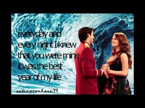 Debby Ryan The Best Year Lyrics