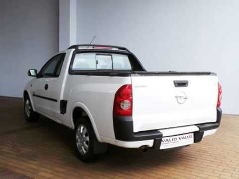 2007 opel corsa utility utility 1 8 sport p u s c auto for. Black Bedroom Furniture Sets. Home Design Ideas