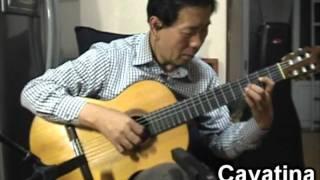 Cavatina 카바티나 - 기타연주(Guitar) 노동환 DONGHWAN-NOH