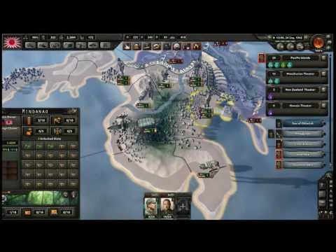 Hearts of Iron IV: Japan Faction Ep. 45 - Taking Pearl Harbor