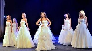 Конкурс Ярославская Красавица 2014 (финал). Тур 3. Свадебные платья.