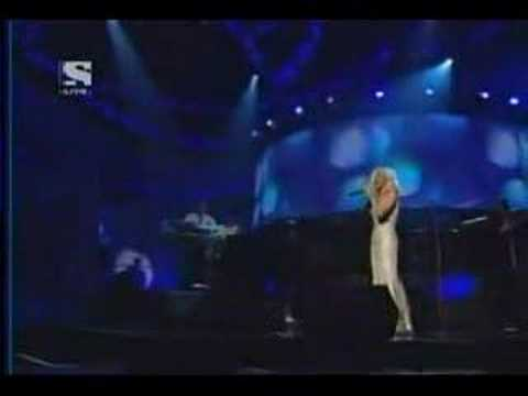 Christina Aguilera and Herbie Hancock  Song for you
