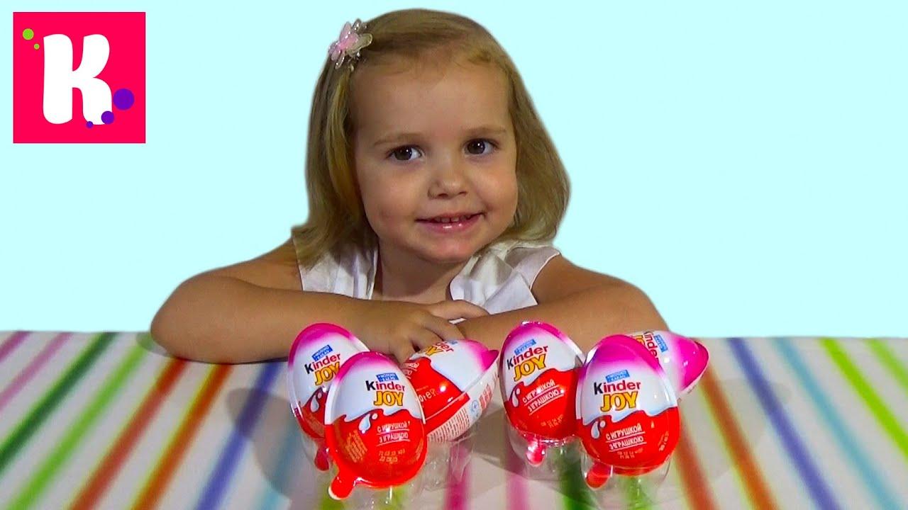 Винкс Клуб Принцессы Диснея Киндер Джой игрушки распаковка WINX Princess Kinder Joy toys unboxing