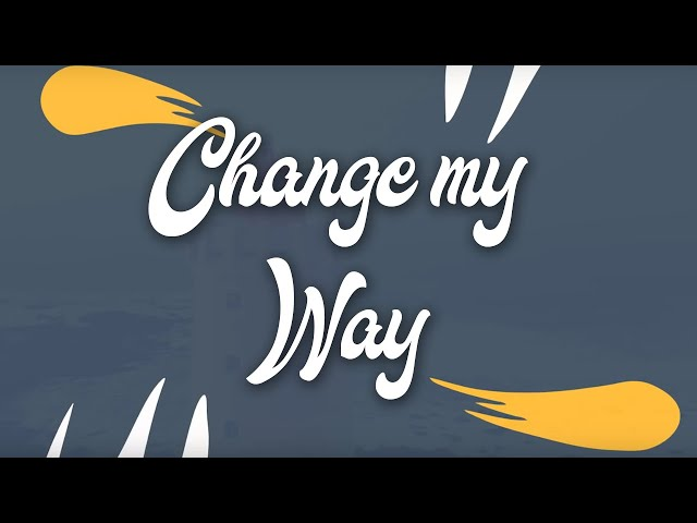 Richie Krisak - Change My Way ft. Rakan (Lyrics Video)