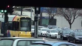 Port Road & Adam Street Intersection Congestion Hindmarsh Video June 2015