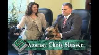 Episode 11 Legally Speaking with Attorney Chris Slusser
