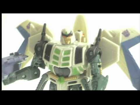 TRANSFORMER GENERATIONS THUNDERWING EN ESPAÑOL Videos De Viajes