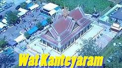 2016 Cambodian New Year Celebration, Wat Kanteyaram Khmer temple, Jacksonville, Florida USA