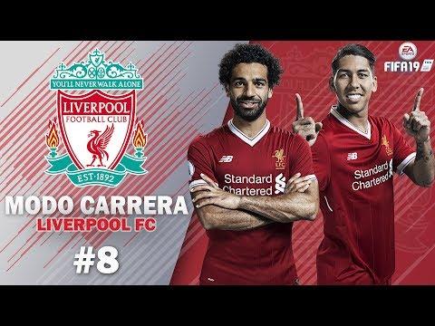 NOS JUGAMOS LA CHAMPIONS VS PSG Y PASA ESTO #8 | FIFA 19 Modo Carrera: Liverpool FC | Borone