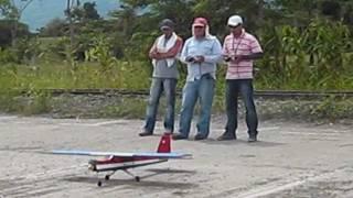 Escuela de Aeromodelismo Hangar36