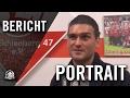 Oberligateam: Portrait von Danny Kempter bei spreekick.tv