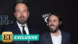 EXCLUSIVE: Ben Affleck On Brother Casey's Golden Globes Win: 'It Was The Most Memorable Experienc…