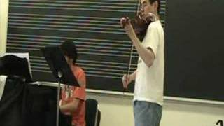 Pachelbel Canon in D - Violin and Piano Duet