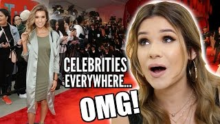 MY FIRST RED CARPET EVENT... OMG!