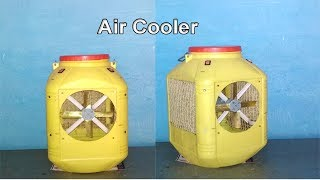 How to Make a Powerful Air Cooler at Home Diy Air Cooler