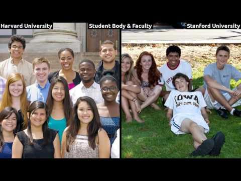 Harvard University Vs Stanford University