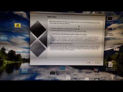 How To Dual-Boot Windows 7 On A Mac With BootCamp