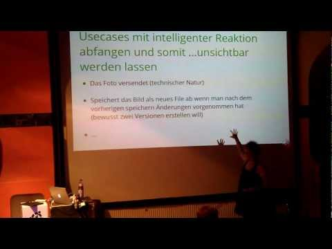 Android Stammtisch UX Vortag Marie Schweiz