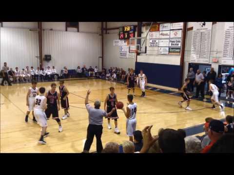 Tommy Murr highlights vs  Elkmont HS 1116