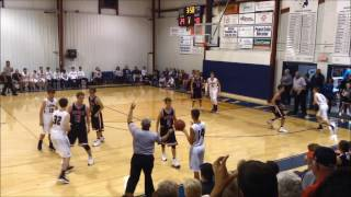 Tommy Murr highlights vs  Elkmont HS 11/16