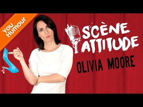 OLIVIA MOORE - Scène Attitude