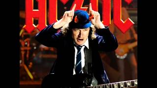 acdc you shook me all night long