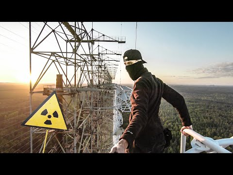 Journey Across Chernobyl Exclusion Zone | Part 5