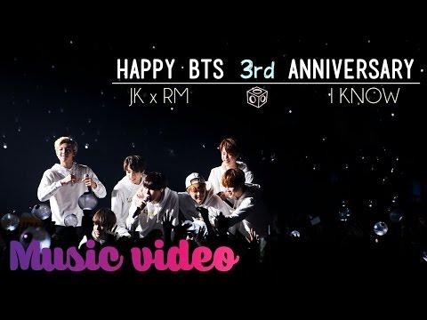 [MV] BTS (방탄소년단) RM x JK - 알아요(I Know/ So That I Love You) -- BTS 3rd Anniversary