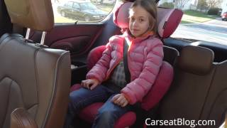 2017 Chrysler Pacifica Review: Kids, Carseats & Safety