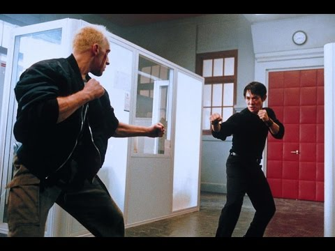 Agent Liu Jet Li vs The Twins Cyril Raffaelli & Didier Azoulay  Kiss of The Dragon
