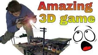 Augmented Reality 3d Game | Android AR 3d Game | Table Zombies AR |  augmented reality | By Itech