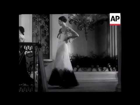 Movietone Studies The Autumn Modes - 1930s fashions
