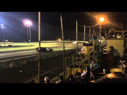 2nd mod heat Greenville Speedway 5-8-15