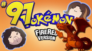 Pokemon FireRed: Losin