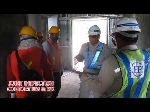 "PT. PP (Persero) Tbk. ""CIVIL WORK PLTU PAMA-1 PROJECT"""
