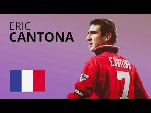 Eric Cantona - Amazing Skills, Passes, Goals & Assists Carrier Compilation (HD)