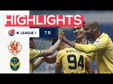 Gwangju FC Incheon Goals And Highlights