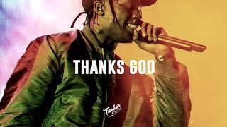 "⚡ Chill Trap Type Beat ""Thanks God"" Emotional RnB Trap Soul 2019"