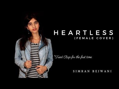 Heartless | Female Cover | Simran Bejwani | Badshah Ft. Aastha Gill