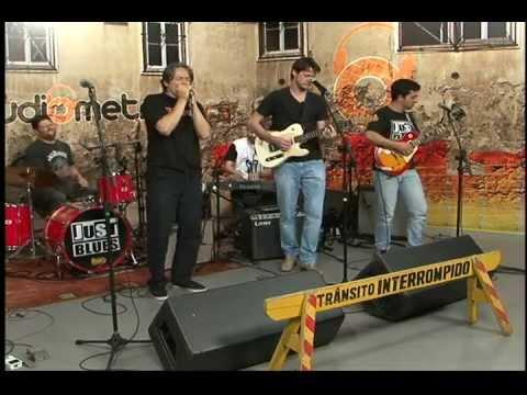 Just Blues E Gonzalo Araya -- Hoochie Coochie Man - Audiômetro