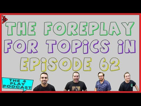 Being a Radio Host & Olympics 2018 - FoT - The 4 Play Podcast Ep. 62 (Pt.1)