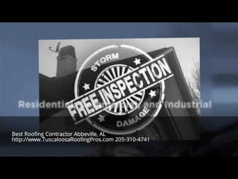 Best Roofing Contractor Abbeville, AL