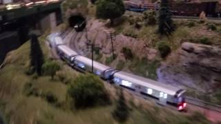 ho scale r 17 subway sets mth vs walthers