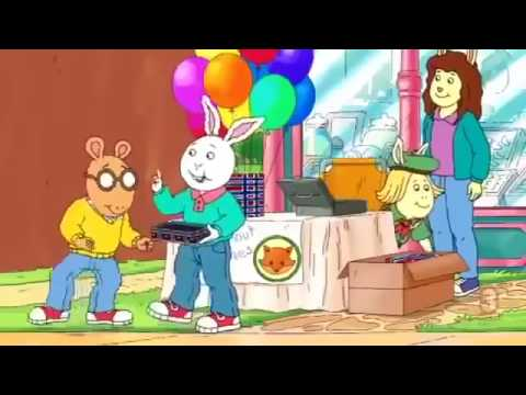 Arthur Episodes Season 19: Carl's Concerto & Too Much Of A Good Thing