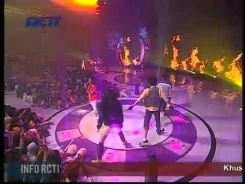 Lintar vs Rio Idola Cilik3   Hampa Hatiku, Meraih Mimpi   Beraksi 24Apr 2010