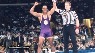 Tony Davis, Wrestler - UNI Athletics Hall of Fame