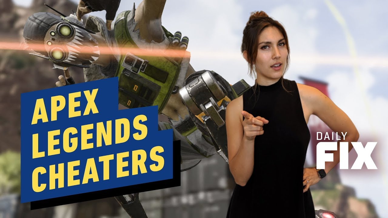 Apex Legends Is Cracking Down On Cheaters Ign Daily Fix