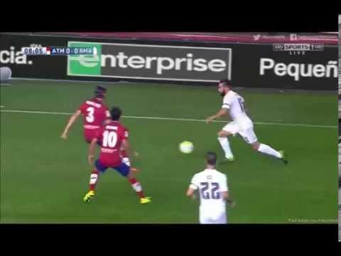 Real Madrid vs Athletico Madrid full match 10/5/15