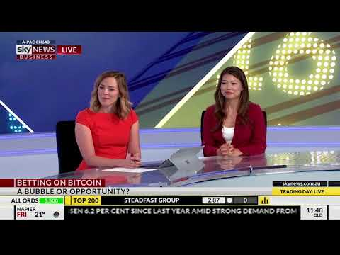 Auscoin on Sky News Business