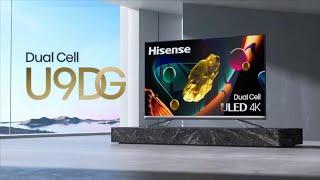 Hisense 2021 TV Line up